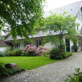 Haus Ostansicht/Straße Hempenkamp 15